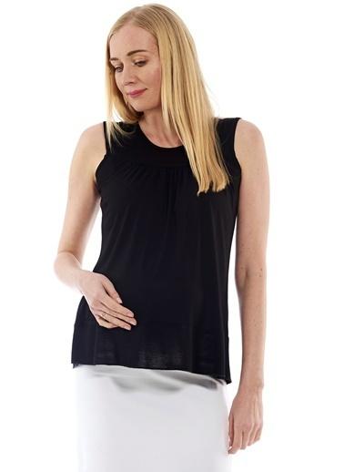 Motherway Maternity Bluz Siyah